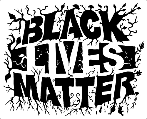 Black Lives Matter art