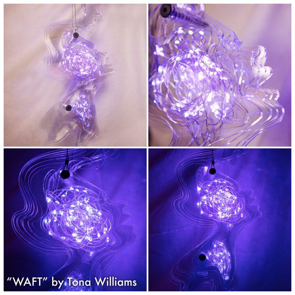 """""""Waft"""" by Tona Williams"""